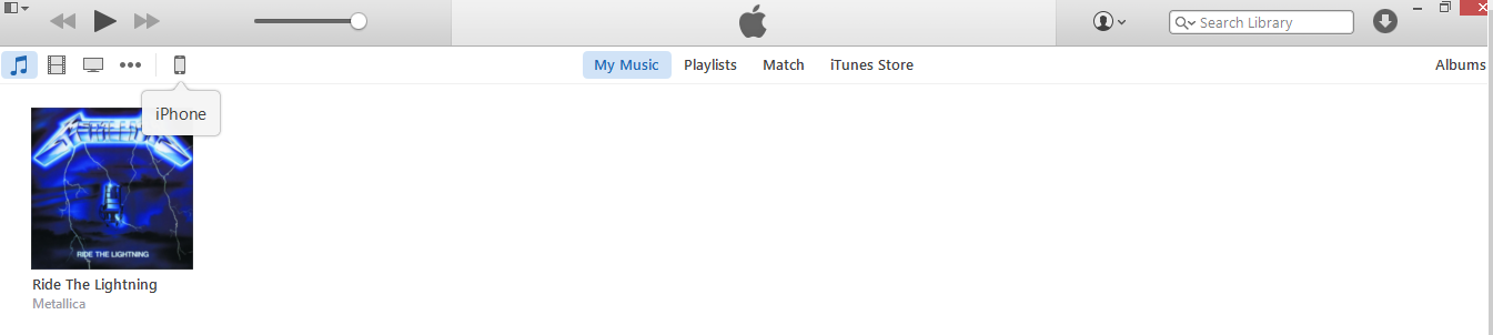 Itunes contacts