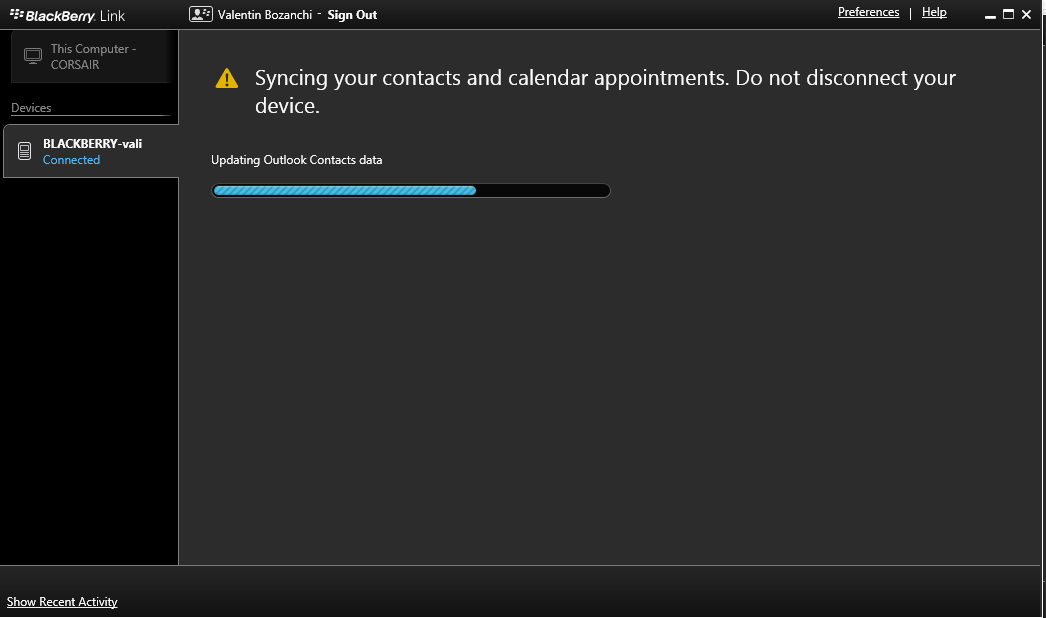 how to set up voicemail on blackberry q10