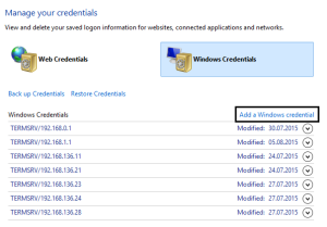 add-windows-credential