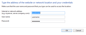 username-password