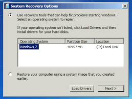 repair windows selection