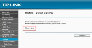 routing-tplink