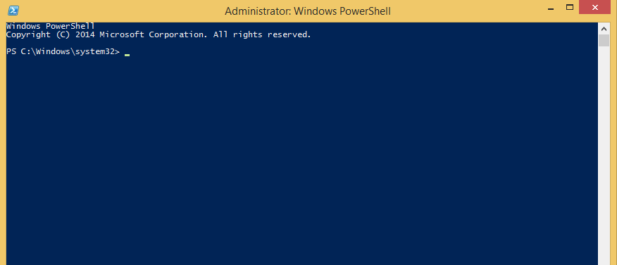 power-shell