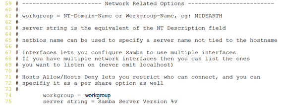 network-related-options