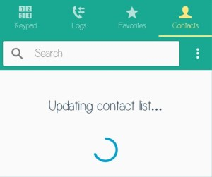 Samsung-Galaxy-S5-updating-contact-list