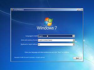Windows -7-instalare