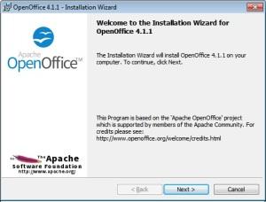 Instalare suita office gratuita Apache Open Office (3)