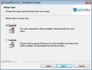 Instalare suita office gratuita Apache Open Office (5)