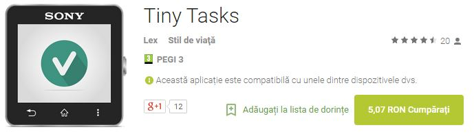 tiny task
