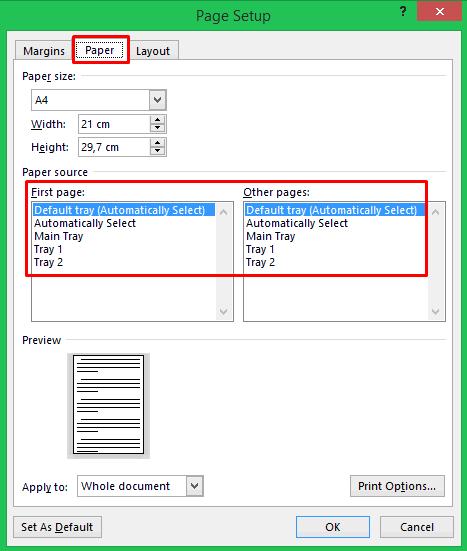 word-print-page-setup-paper