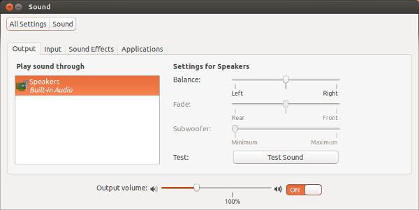 Reparat fara sunet ubuntu