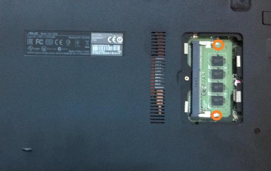 inlocuire memorie ram asus x555l memorie replace