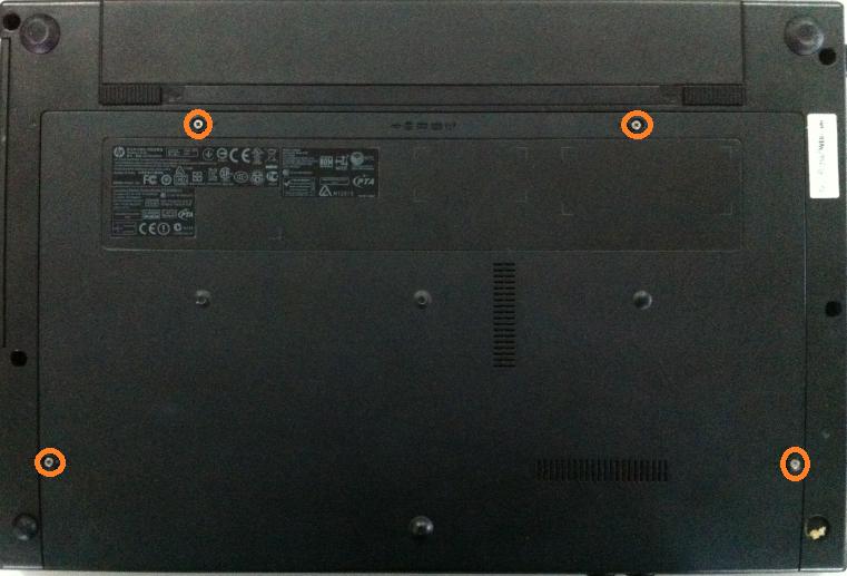 Înlocuire memorie ram laptop model HP 620