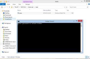 enter-pass-to-unlock-folder