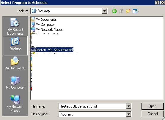 select-program