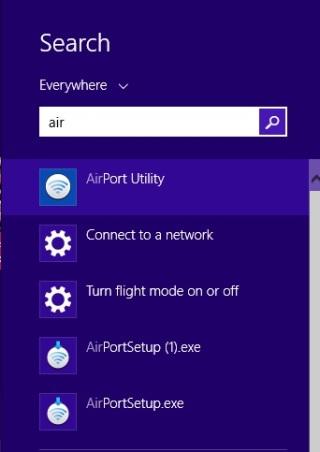 Cum configurezi un echipament router Apple AirPort din Windows3