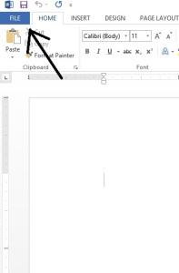 click file