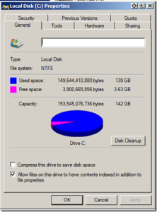 disk-properties
