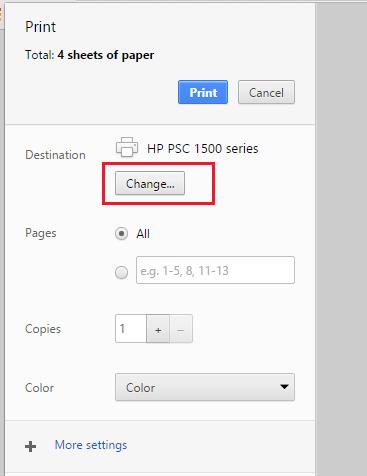 google cloud printing 8