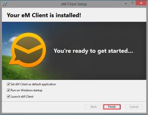 instalare em client3
