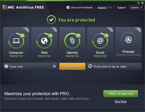nu se vade continutul emailului in outlook din cauza antivirus avg1