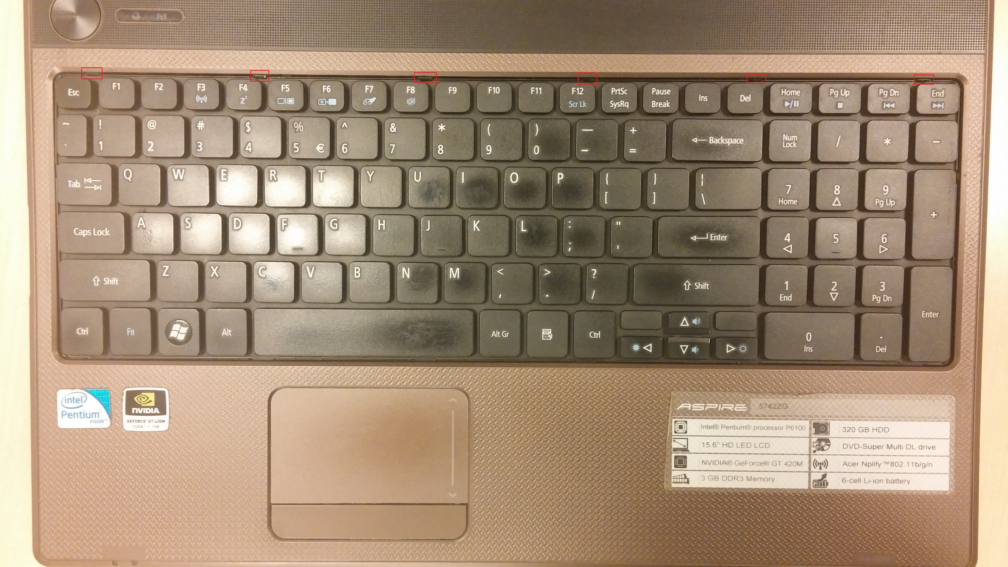 schimbare tastatura laptop acer aspire 5742zg  u2013 askit