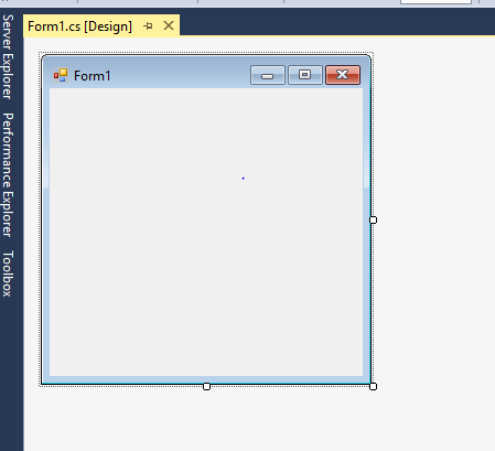 4_Visual_studio_C#_form_button_lable_list_creaza_make_program