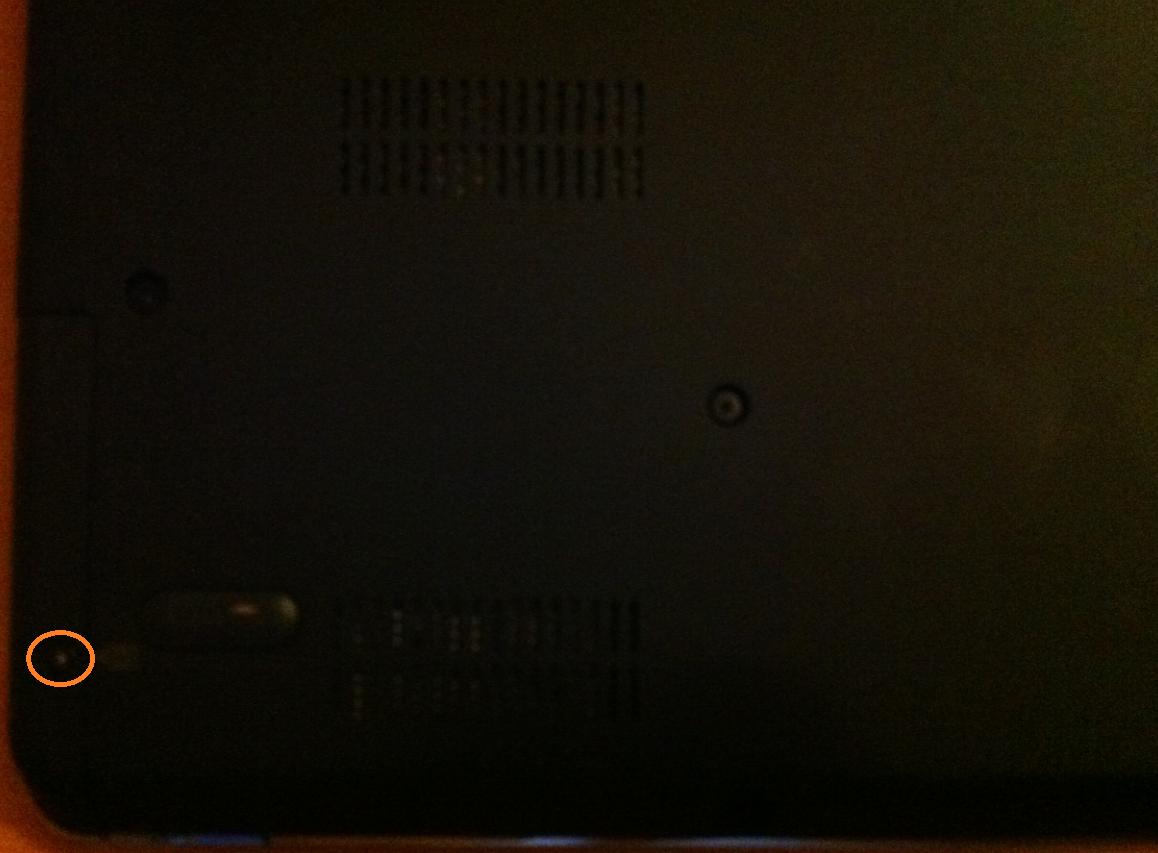 Cum se inlocuieste HDD la LENOVO ThinkPad E420s