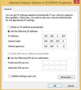 IP manual