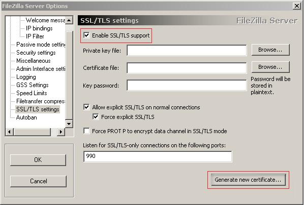 generate-new-certificate