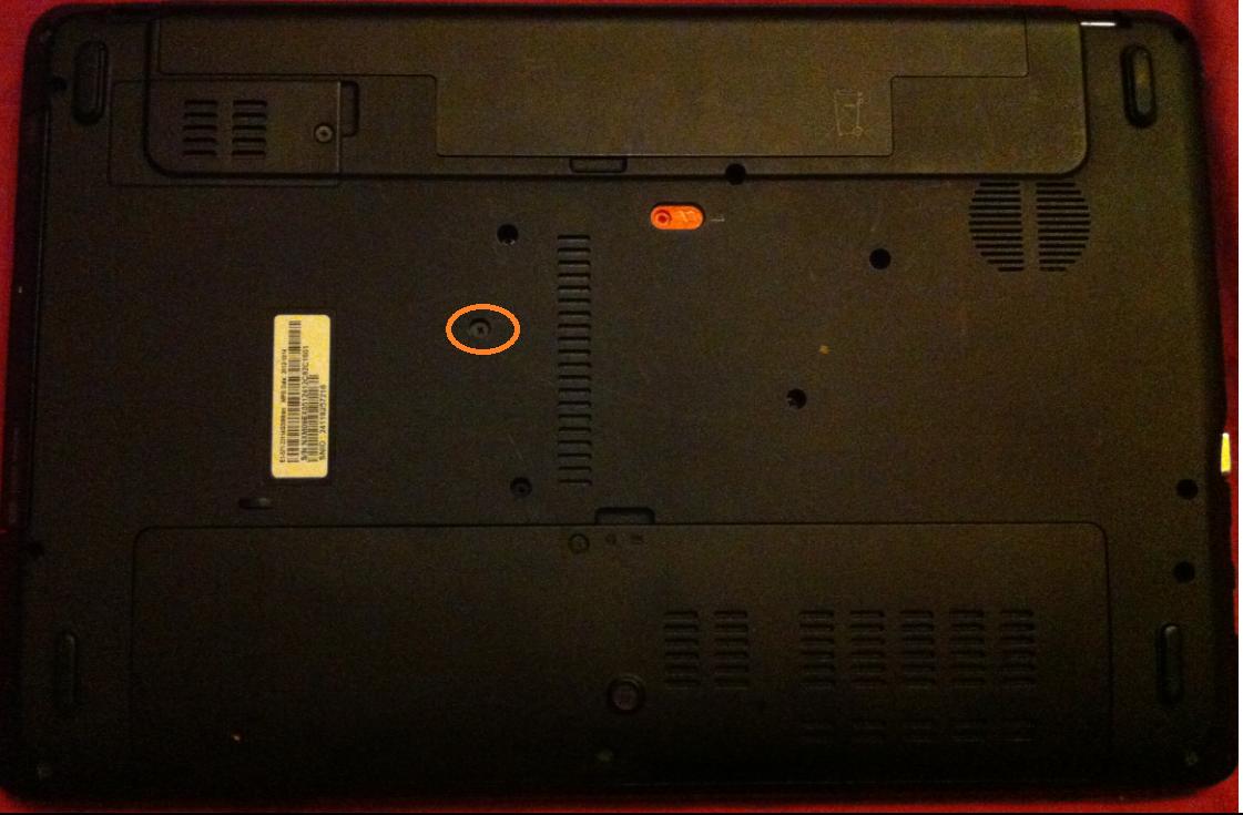 inlocuire unitate optica la laptop acer aspire E1-571
