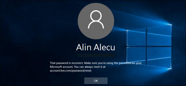 Resetare / recuperare parola in Windows 10 – Askit   Solutii si rezolvari pentru ...
