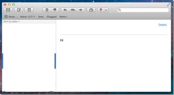 1 mail mac reading pane