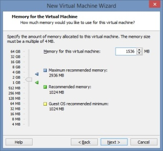 10 Cum se deschide imaginea virtuala a unui server utilizand VMware Workstation