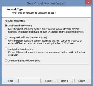 11 Cum se deschide imaginea virtuala a unui server utilizand VMware Workstation