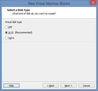 13 Cum se deschide imaginea virtuala a unui server utilizand VMware Workstation