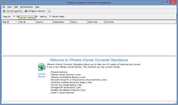 2 cum faci virtualizarea unui server