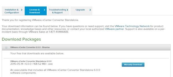 2 cum virtualizam un server fizic folosind vcenter converter