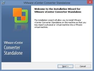 3 cum virtualizam un server fizic folosind vcenter converter
