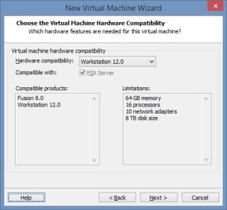 4 Cum se deschide imaginea virtuala a unui server utilizand VMware Workstation