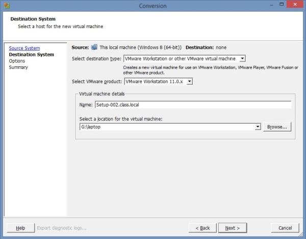 4 cum faci virtualizarea unui server