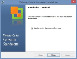 4 cum virtualizam un server fizic folosind vcenter converter