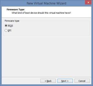 8 Cum se deschide imaginea virtuala a unui server utilizand VMware Workstation