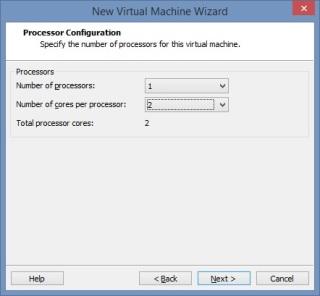 9 Cum se deschide imaginea virtuala a unui server utilizand VMware Workstation