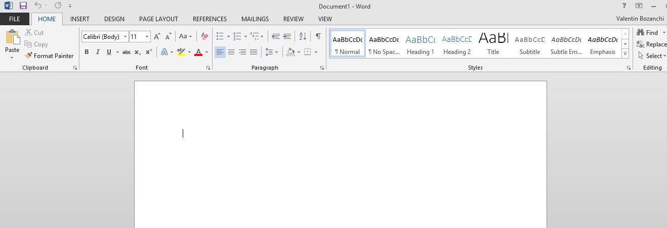 Afla cum poti opri sau porni functia AutoRecover sau AutoSave in office Word 2013