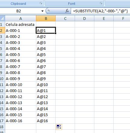2_substitute_excel_inlocuire_caracter_sir_caractere_spatiu_punct