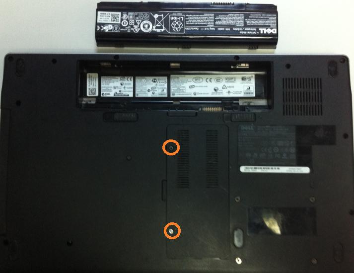 inlocuire memorie ram laptop dell vostro a380