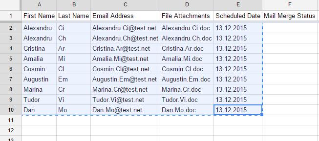 6_Mail_merge_google_drive_email_de_trimis_din_tabel