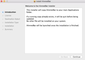 install-himmelbar
