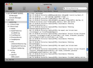 Console_Mac_OS_X